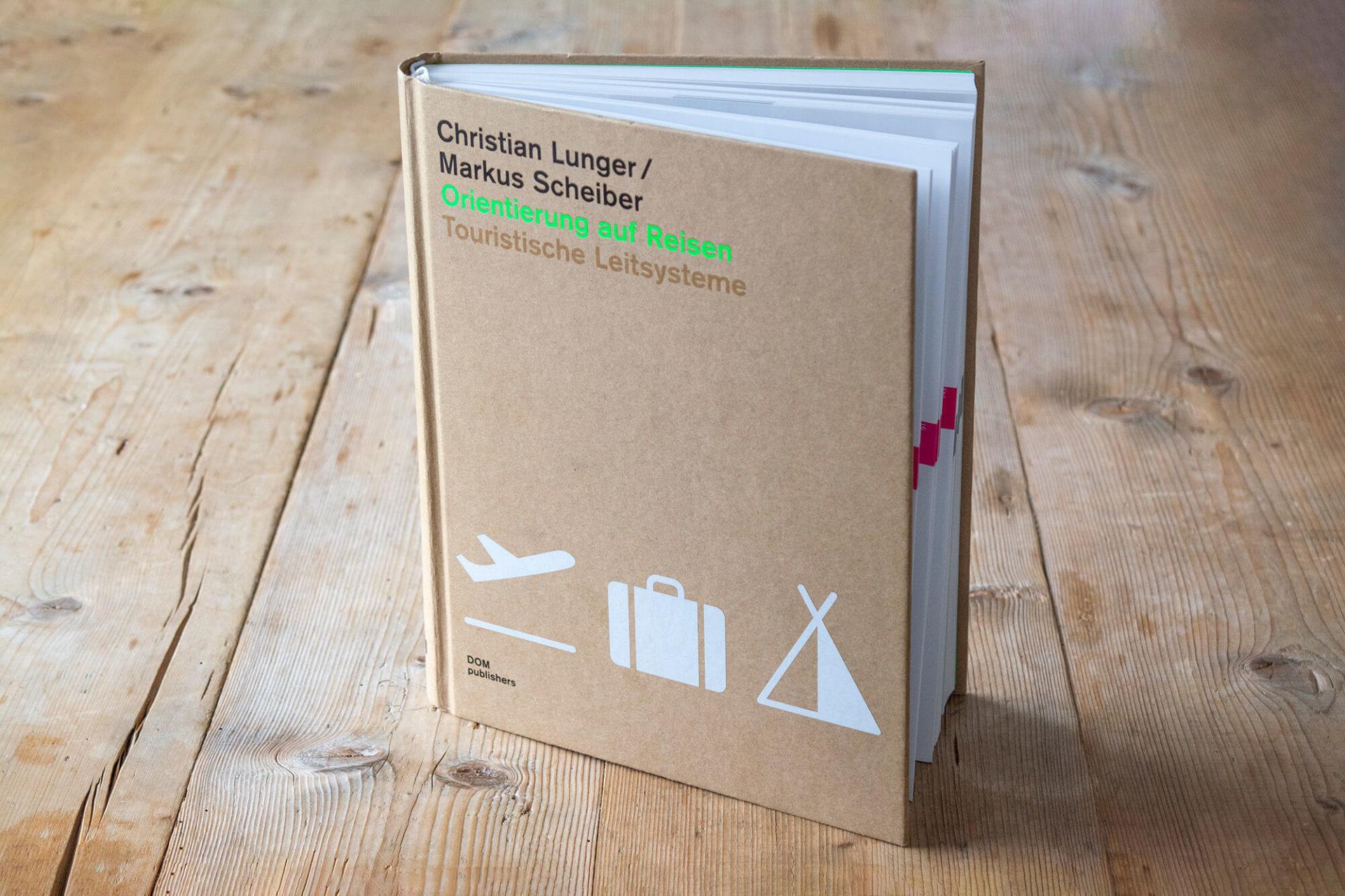 Buch – Orientierung auf Reisen