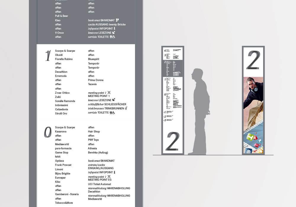 Twenty Einkaufszentrum Bozen