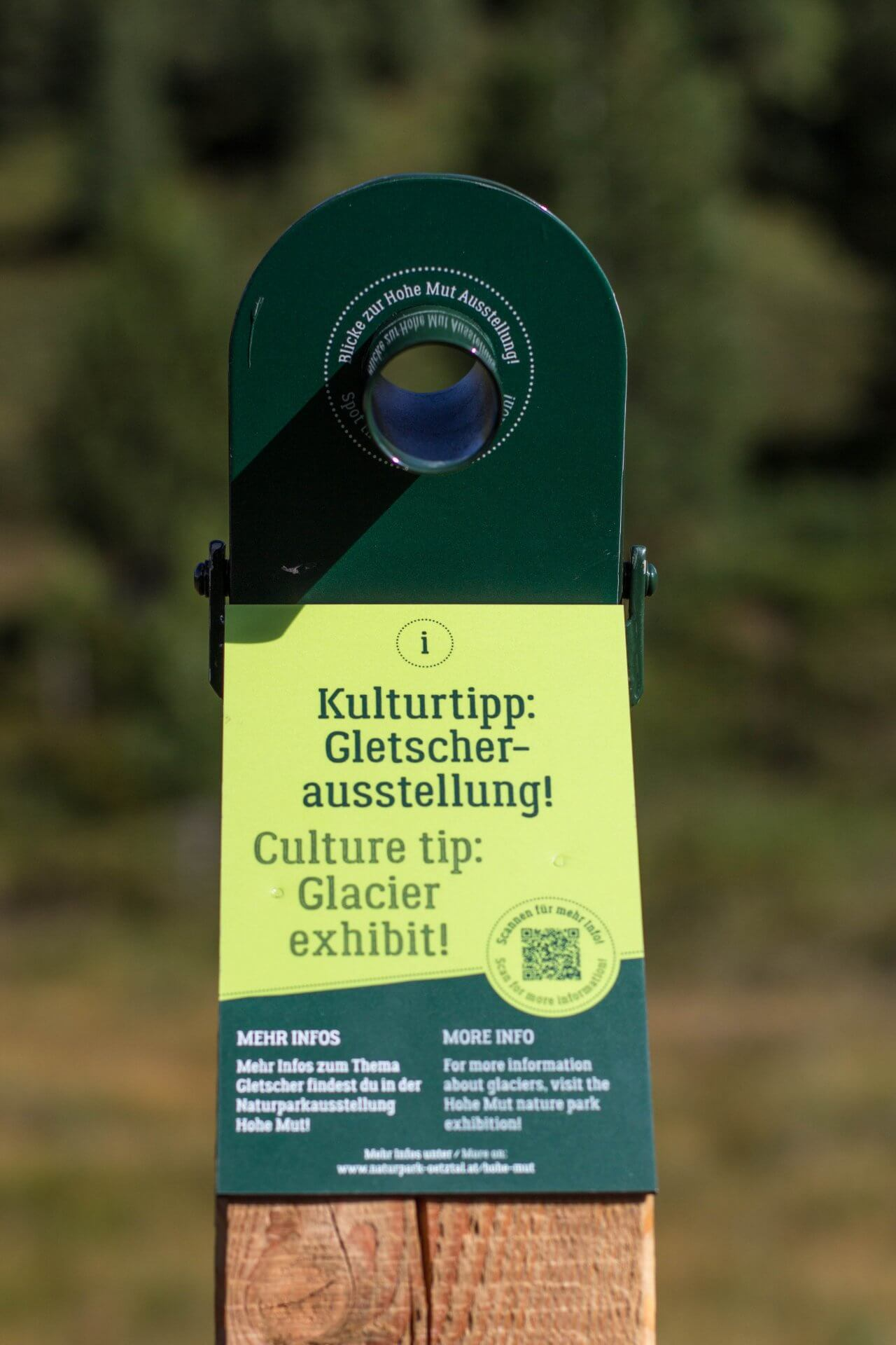 Zirbenweg Obergurgl