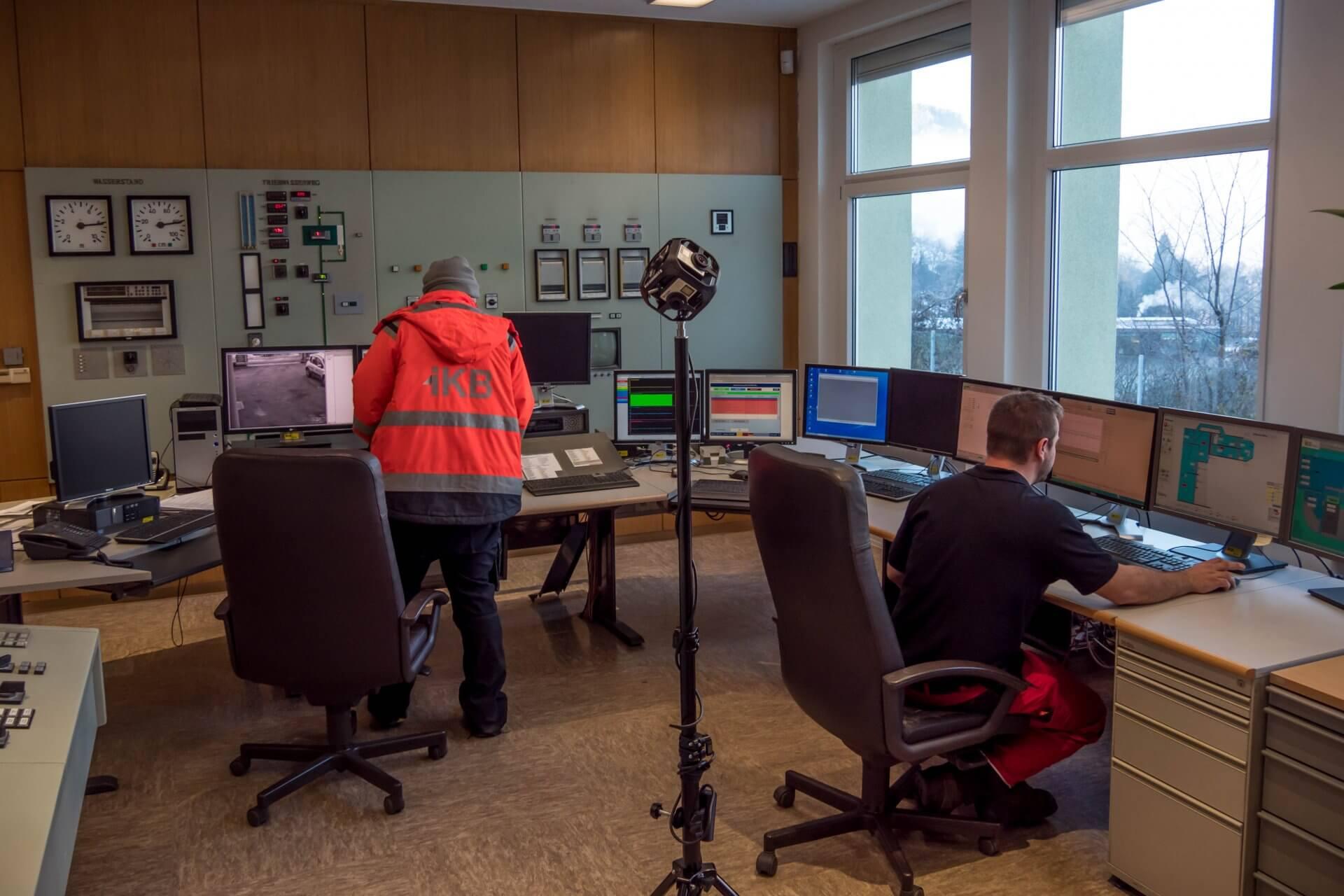 Elektrotechniker VR – IKB