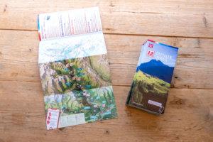 Ötztaler Urweg - Augmented Reality Karte und Flyer Design
