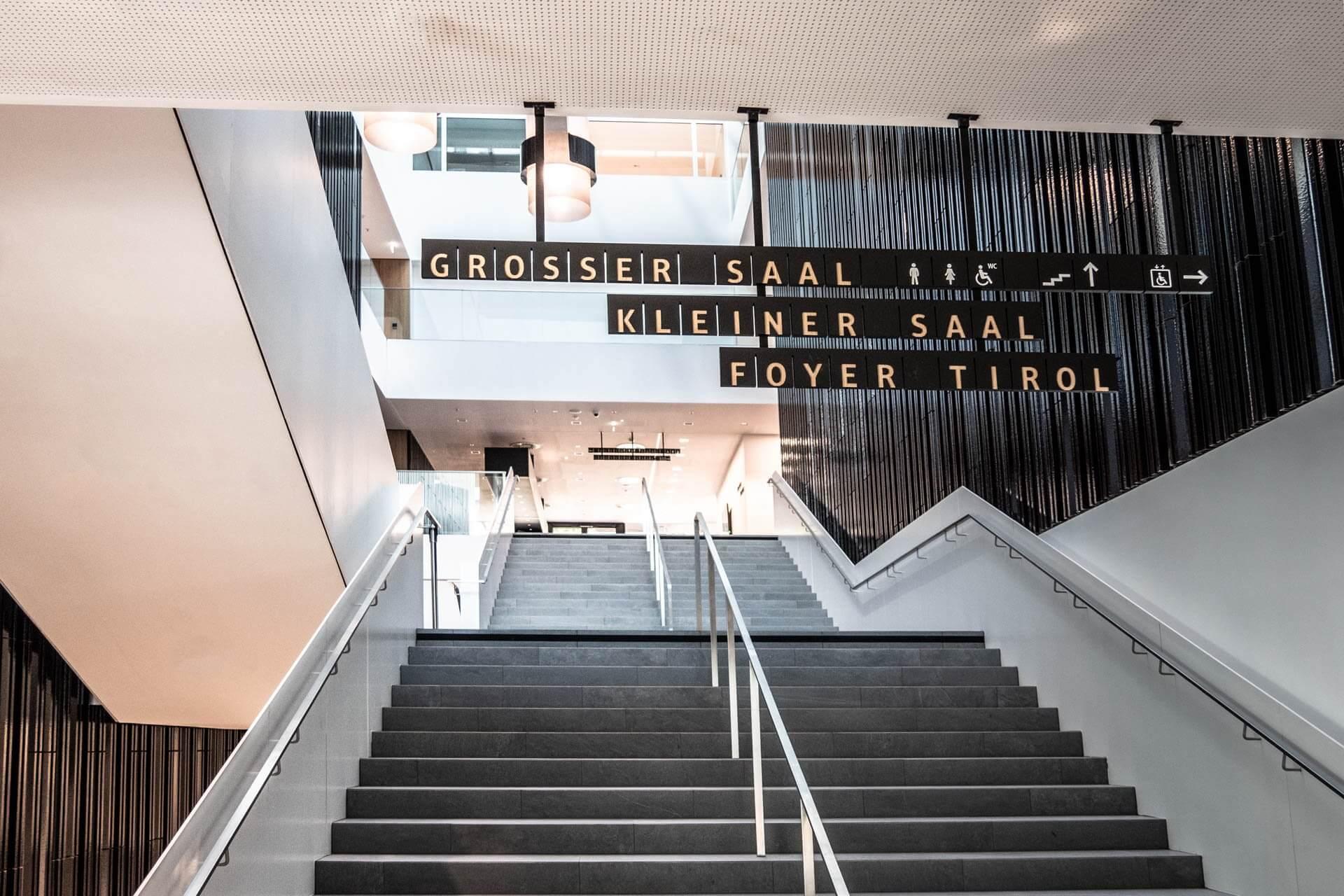 Leistsystem Haus der Musik Innsbruck