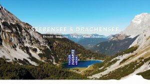 Infotrailer Sebebensee - Tiroler Zugspitzarena