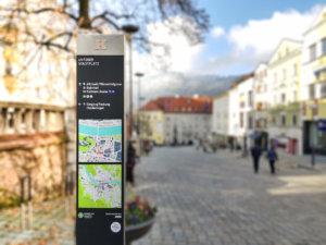 Besucherlenkung Kufstein
